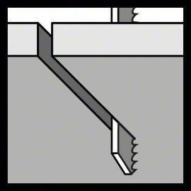 Bosch T 1018 AFP szúrófűrészlap Precision for Metal-Sandwich