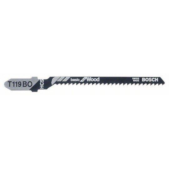 Bosch T 119 BO szúrófűrészlap Basic for Wood