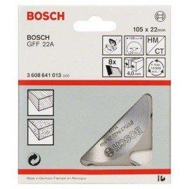 Bosch Tárcsamaró 8, 22 mm, 4 mm