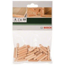 Bosch tipli D= 6 mm; L= 30 mm; 50 db