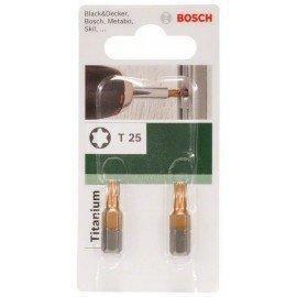 Bosch Titanium T csavarozóbit Torx T 25