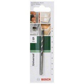 Bosch Többcélú fúró D= 5,0 mm; L= 85 mm