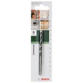 Bosch Többcélú fúró D= 6,0 mm; L= 100 mm