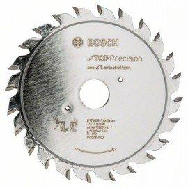 Bosch Top Precision Laminated Panel előkarcoló lap 125 x 20 x 2,8-3,6 mm, 12+12