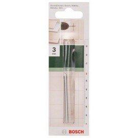 Bosch Üveg- és csempefúró D= 3,0 mm; L= 58 mm