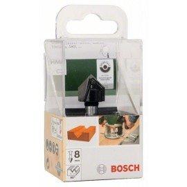 Bosch V-horonymaró 9 mm, D1 16 mm, L 15,7 mm, G 45 mm, 90°
