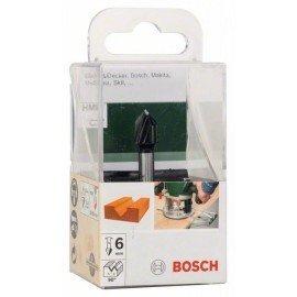 Bosch V-horonymarók 7 mm, D1 9,5 mm, L 12,4 mm, G 45 mm, 90°