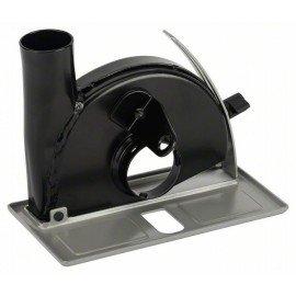 Bosch Vezetőszán elszívócsonkkal, vágáshoz 100/115/125 mm