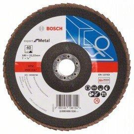 Bosch X551 fíber csiszolótárcsa D= 180 mm; G= 40, hajlított