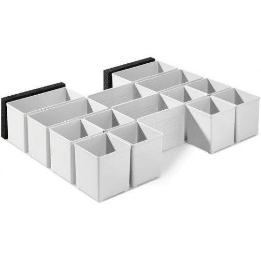 Festool Betétdobozok Set 60x60/120x71 3xFT