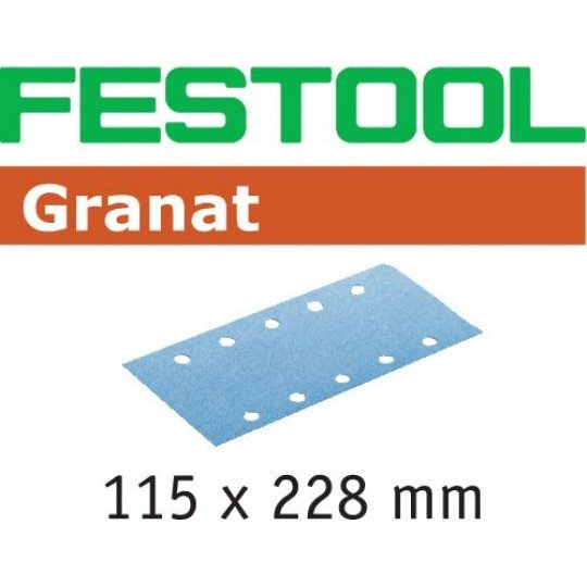 Festool Csiszolócsíkok STF 115x228 P100 GR/100