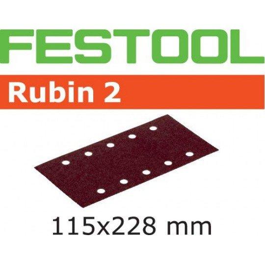 Festool Csiszolócsíkok STF 115X228 P120 RU2/10
