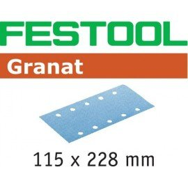 Festool Csiszolócsíkok STF 115X228 P60 GR/50