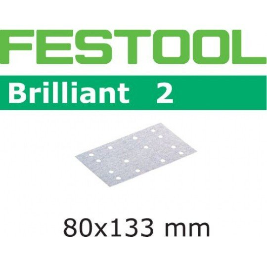 Festool Csiszolócsíkok STF 80x133 P100 BR2/100