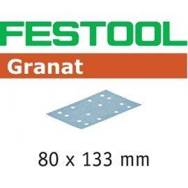 Festool Csiszolócsíkok STF 80x133 P120 GR/10