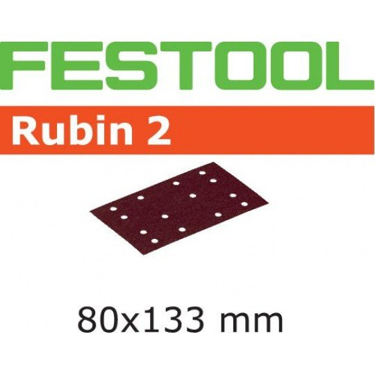 Festool Csiszolócsíkok STF 80X133 P120 RU2/50