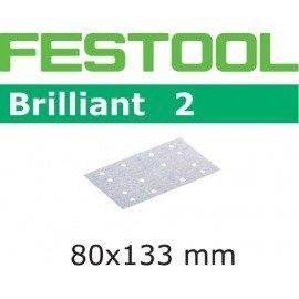Festool Csiszolócsíkok STF 80x133 P400 BR2/100