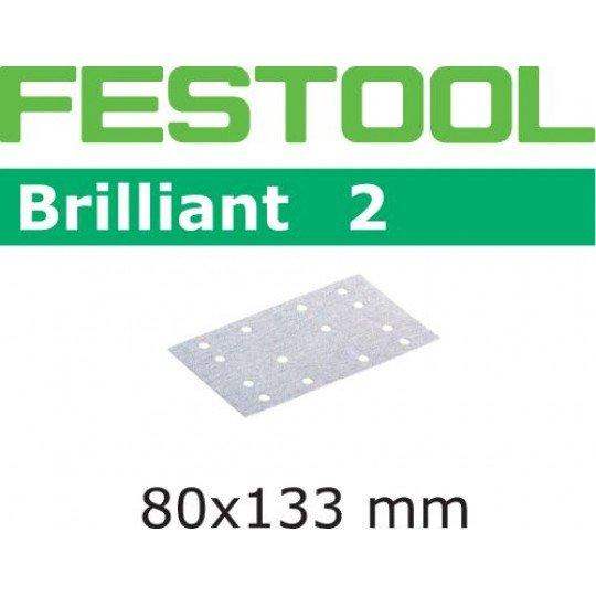 Festool Csiszolócsíkok STF 80x133 P80 BR2/10