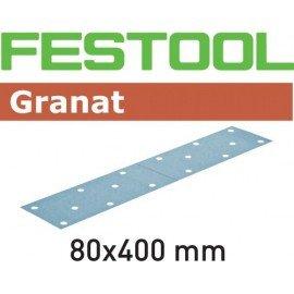 Festool Csiszolócsíkok STF 80x400 P 60 GR/50