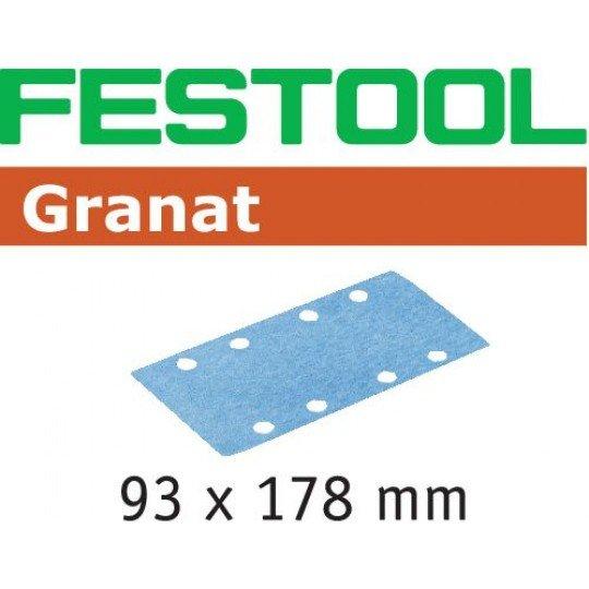 Festool Csiszolócsíkok STF 93X178 P80 GR/50