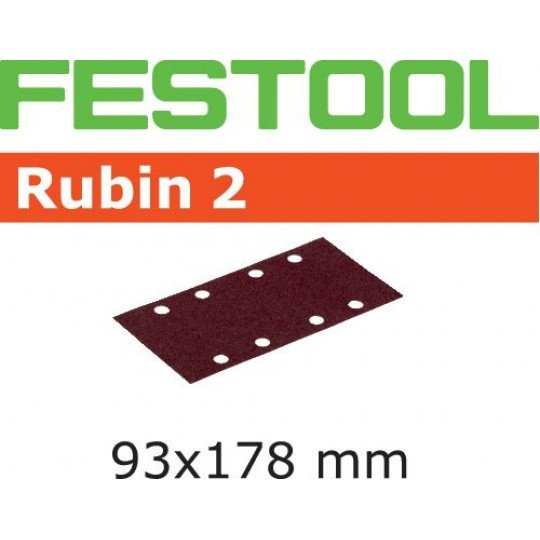 Festool Csiszolócsíkok STF 93X178/8 P180 RU2/50