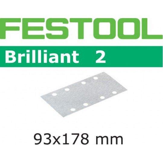 Festool Csiszolócsíkok STF 93x178/8 P80 BR2/50
