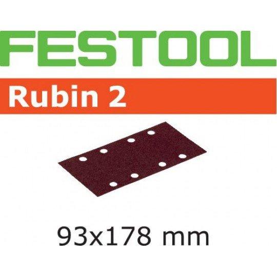 Festool Csiszolócsíkok STF 93X178/8 P80 RU2/50