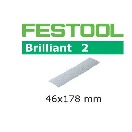 Festool Csiszolólapok STF 46x178/0 P40 BR2/10