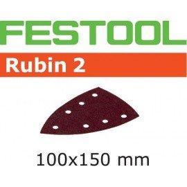 Festool Csiszolólapok STF DELTA/7 P100 RU2/10