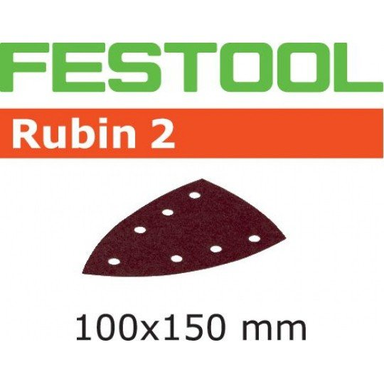 Festool Csiszolólapok STF DELTA/7 P100 RU2/50