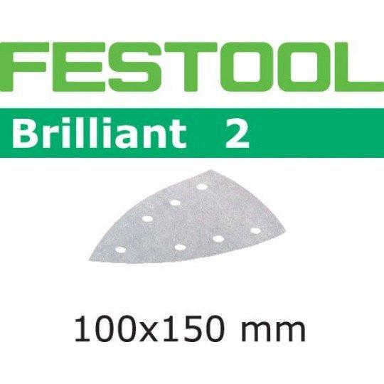 Festool Csiszolólapok STF DELTA/7 P40-BR2/10