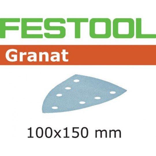 Festool Csiszolólapok STF DELTA/7 P80 GR/50