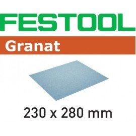 Festool Csiszolópapír 230x280 P80 GR/50