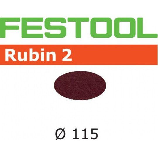 Festool Csiszolópapír STF D115 P100 RU2/50