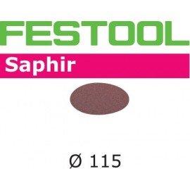 Festool Csiszolópapír STF D115/0 P50 SA/25