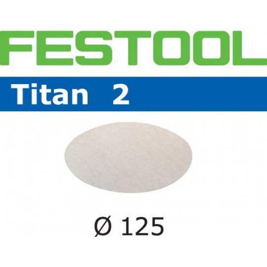 Festool Csiszolópapír STF D125/0 P1200 TI2/100