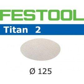 Festool Csiszolópapír STF D125/0 P1500 TI2/100