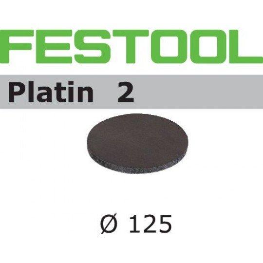 Festool Csiszolópapír STF D125/0 S2000 PL2/15
