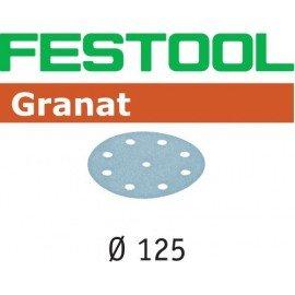 Festool Csiszolópapír STF D125/8 P180 GR/100