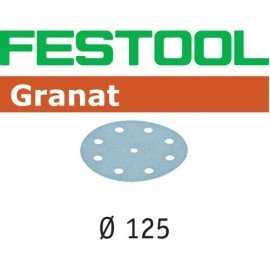 Festool Csiszolópapír STF D125/8 P60 GR/10