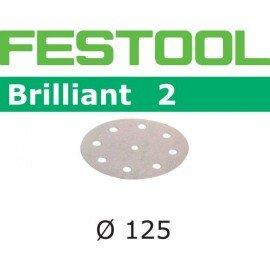 Festool Csiszolópapír STF D125/8 P80 BR2/50