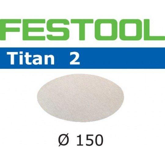 Festool Csiszolópapír STF D150/0 P1200 TI2/100