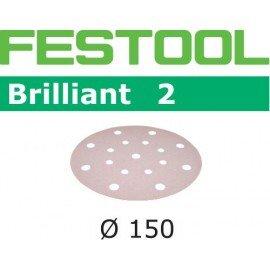 Festool Csiszolópapír STF D150/16 P120 BR2/10