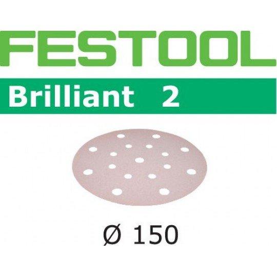 Festool Csiszolópapír STF D150/16 P320 BR2/10