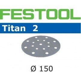 Festool Csiszolópapír STF D150/16 P400 TI2/100