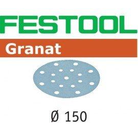 Festool Csiszolópapír STF D150/16 P500 GR/100
