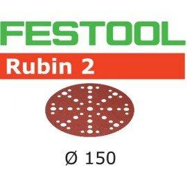 Festool Csiszolópapír STF D150/48 P150 RU2/10