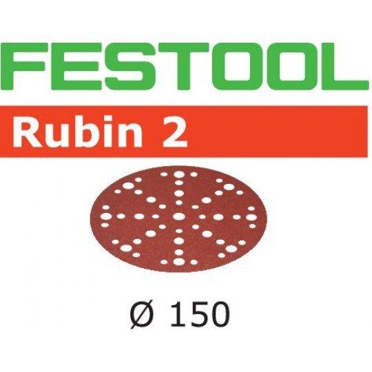 Festool Csiszolópapír STF D150/48 P150 RU2/50