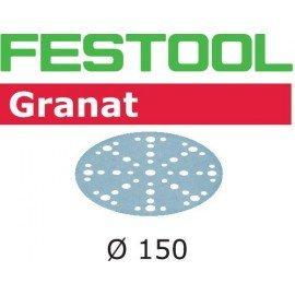 Festool Csiszolópapír STF D150/48 P80 GR/10