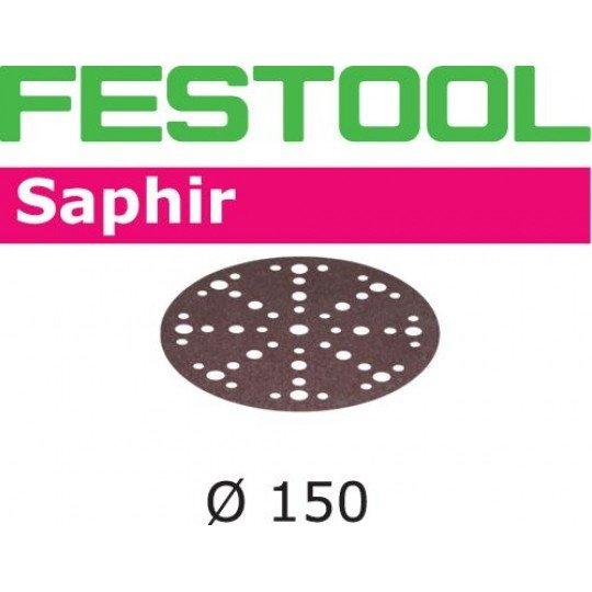 Festool Csiszolópapír STF-D150/48 P80 SA/25